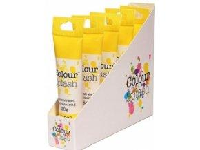 Colour Splash citronově žlutá 25 g