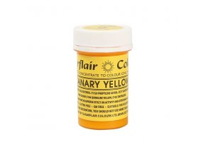 Canary Yellow - SF