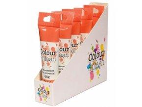Colour Splash oranžová 25 g