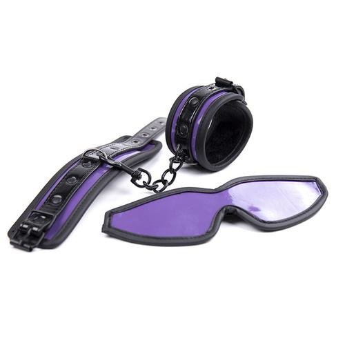 Bondage sada Blindfold Bondage Kit