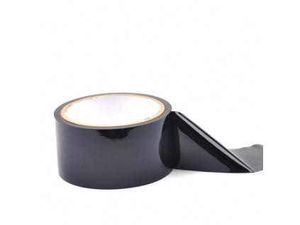 Bondage Páska Non-sticky Tape 15m černá