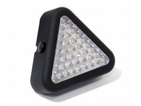 Svítilna 39LED s magnetem TRIANGLE