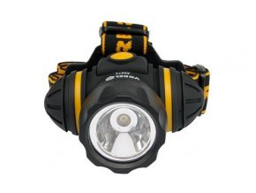 Čelovka 1 CREE LED / 1W, 3 funkce svícení
