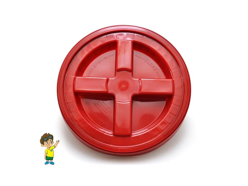 Víko na kbelík - Grit Guard Gamma Seal