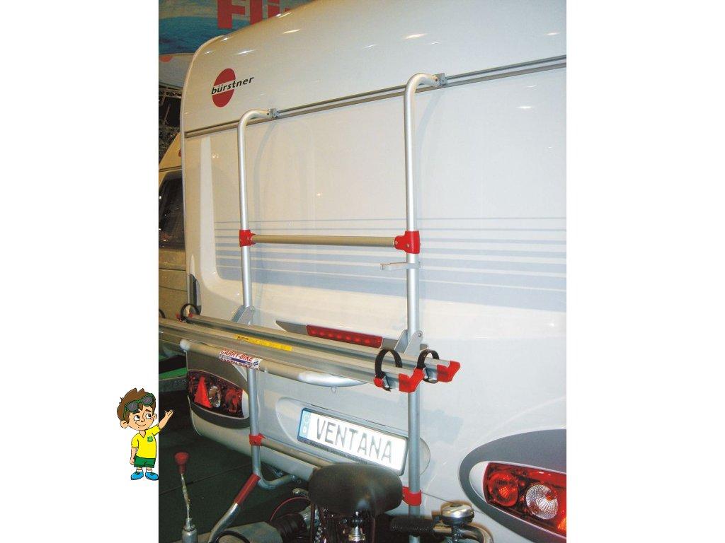 Nosič kol zadní na karavany,  Fiamma Carry Bike Universal www.vseprokaravan.cz