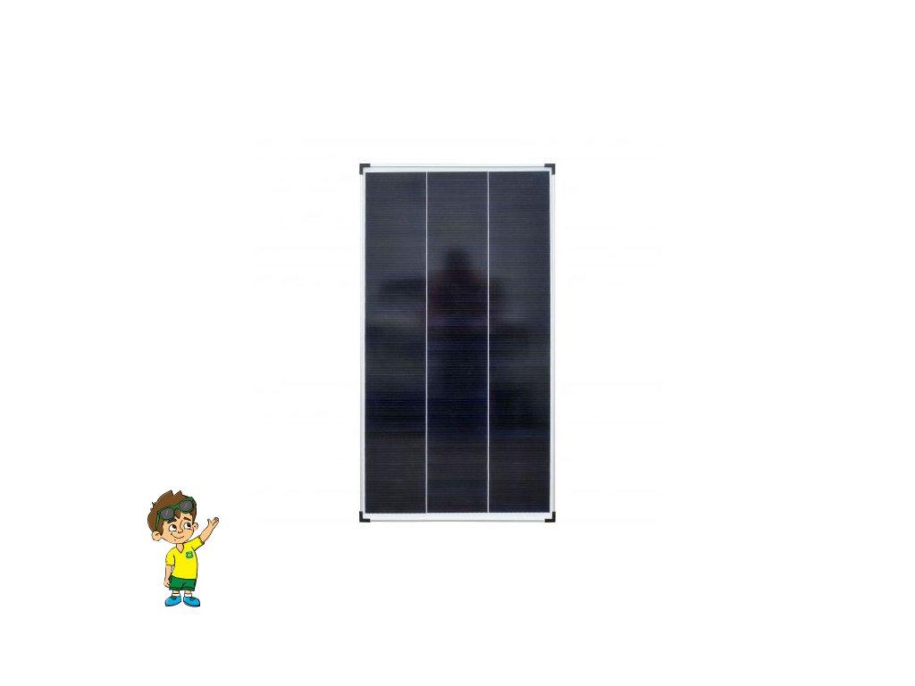 180W MAXX monokrystalický solární panel, www.vseprokaravan.cz