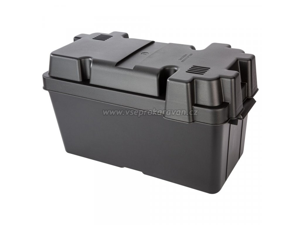Box na trakční a gelové baterie, HABA www.vseprokaravan.cz