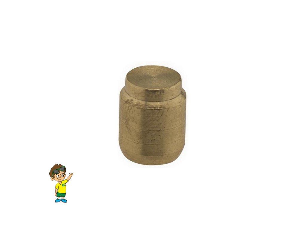 Záslepka plynových ventilů 8 x 1 mm, 5 ks, GOK