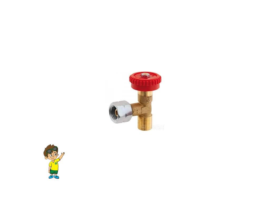 PN0042 Regulační ventil plynu 90 ° PS 4 bar www.vseprokaravan.cz