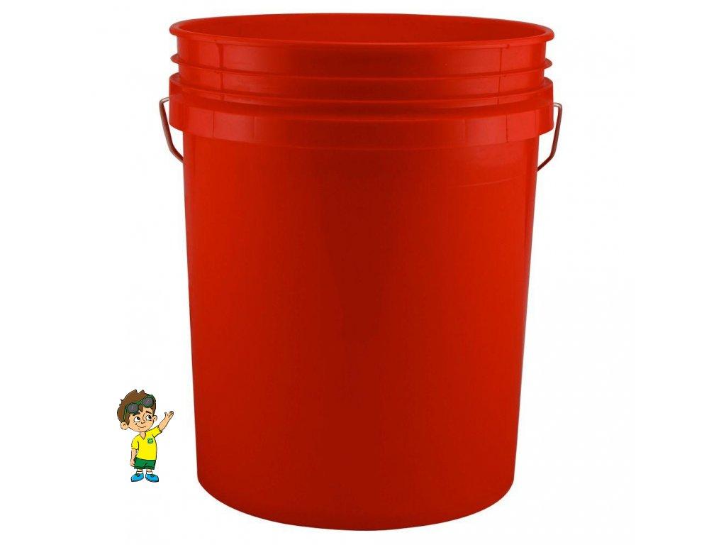 Mycí kbelík, 18,9L, Grit Guard Bucket, www.vseprokaravan.cz