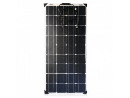 100W MAXX solární panel, FLEXIBILNÍ , www.vseprokaravan.cz