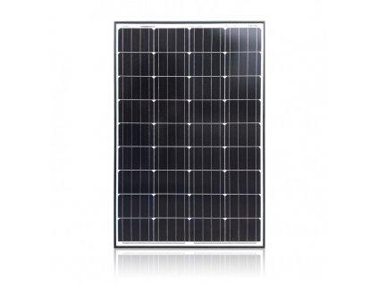 100W MAXX solární panel, www.vseprokaravan.cz