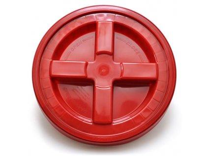 Víko na kbelík - Grit Guard Gamma Seal, www.vseprokaravan.cz