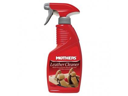 Čistič na kůži, 355 ml, Mothers Leather Cleaner