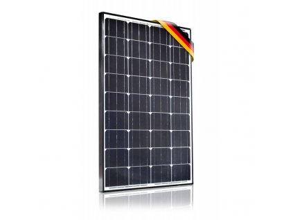 100W monokrystalický solární panel, PRESTIGE, www.vseprokaravan.cz