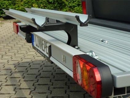 Držák pro jízdní kola na nosič skútru SlidePort