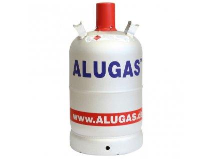 Plynová láhev ALU - DE 11 kg, Alugas, www.vseprokaravan.cz