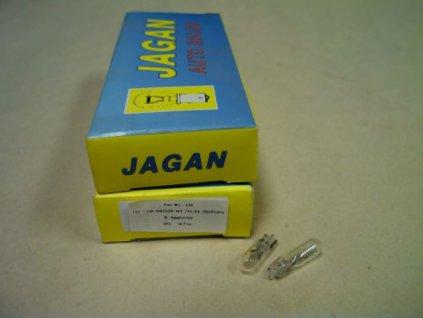 Žárovka 12V 1,2W W2x4,6d celosklo, JAGAN I