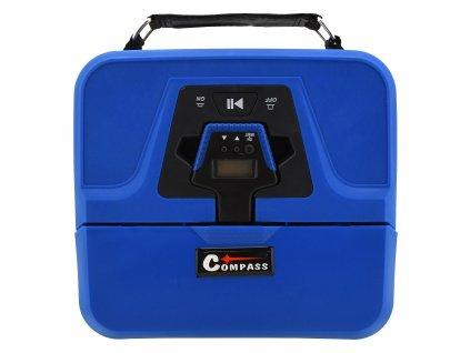 Kompresor 12V BOX digitální 3in1, www.vseprokaravan.cz