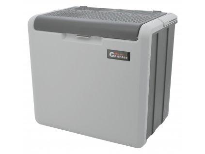 Chladící box 30litrů TAMPERE 230/12V, www.vseprokaravan.cz