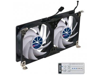 Ventilátor k lednici Titan SC22 www.vseprokaravan.cz