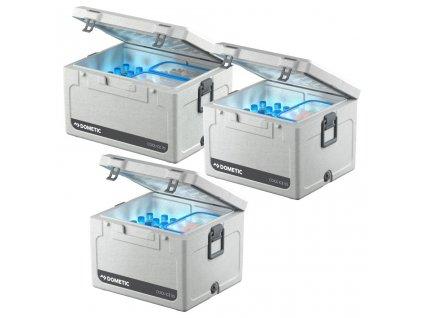 Chladící box Dometic Cool Ice CI  www.vseprokaravan.cz