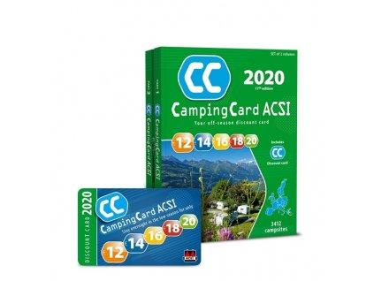 Slevová karta CampingCard, ACSI