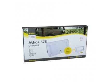 Servisní dvířka Athos 595×315 mm, HABA