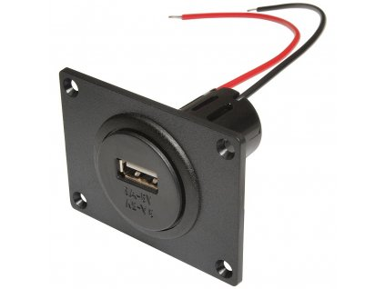 Jedno USB zásuvka vnitřní, PRO CAR www.vseprokaravan.cz
