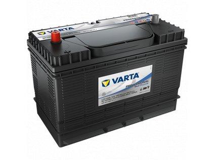 Trakční baterie VARTA Professional Dual Purpose 12V, 105Ah, EL0056, www.vseprokaravan.cz