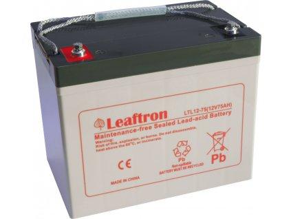 EL0057 Baterie Leaftron 75