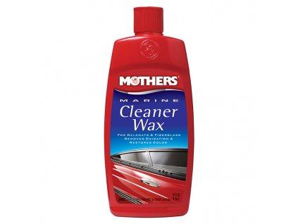 Čistící vosk na lodě, 473 ml, Mothers Marine Cleaner Wax, www.vseprokaravan.cz