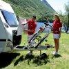Nosič kol přední na obytné přívěsy-oje, Fiamma Carry Bike Caravan XL A Pro 200 www.vseprokaravan.cz