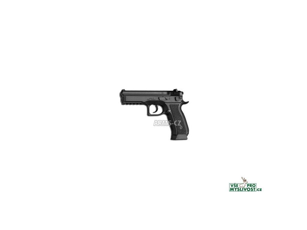 14485 pistole samonabijeci cz 75 sp 01 phantom plastovy ram