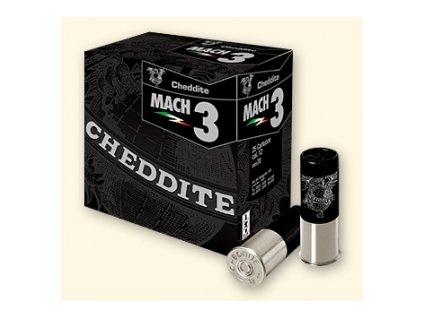 Cheddite Mach 3 25ks