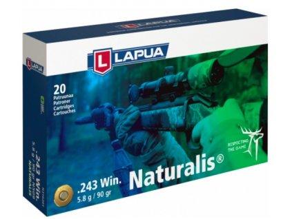 11650 lapua 243 win n509 naturalis 5 8g
