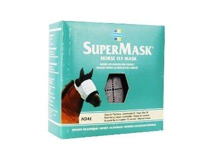 136202 farnam supermask ii bez usi vel foal ponny sedo cerna