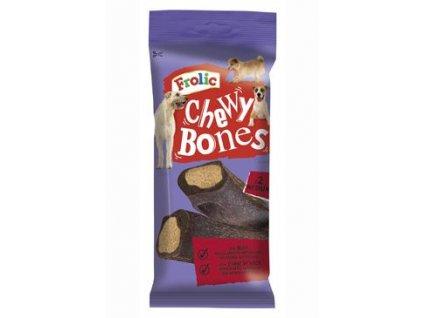 135746 frolic pochoutka chewy bones 170g