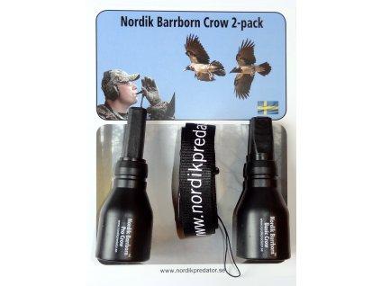 Nordik Barrborn 2-pack  vábnička na vrány