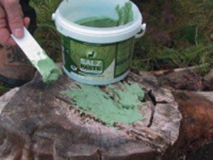 Solná pasta lanýž - 2kg zásobní kbelík
