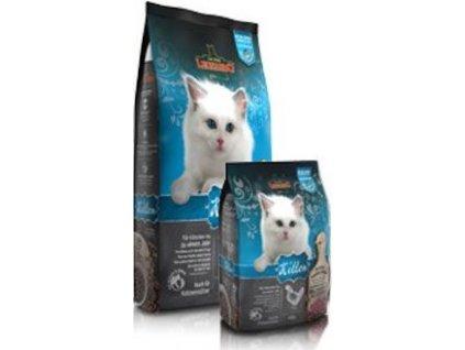 148417 leonardo cat kitten rich in chicken 7 5kg