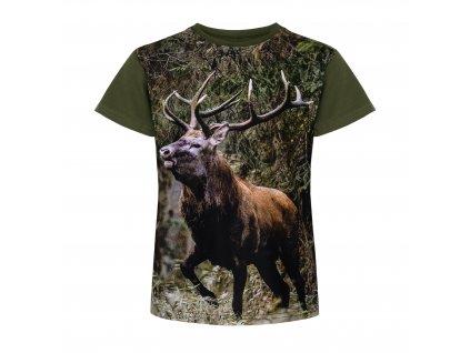 t shirt deer