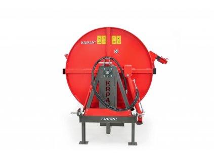 Balička palivového dřeva KRPAN PD 1200 Hydraulická 2