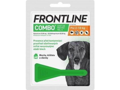 201211 frontline combo spot on dog s a u v sol 1 x 0 67 ml