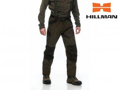 Hillman XPR Pants zimní kalhoty b. Dub (velikosti 2XL)