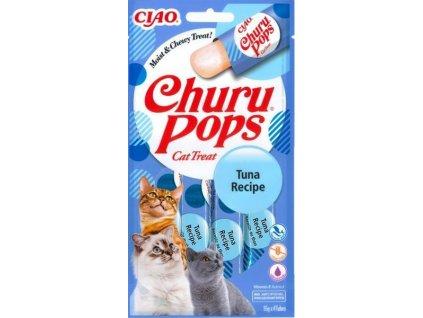 220099 inaba churu pops cat snack tunak 4x15 g