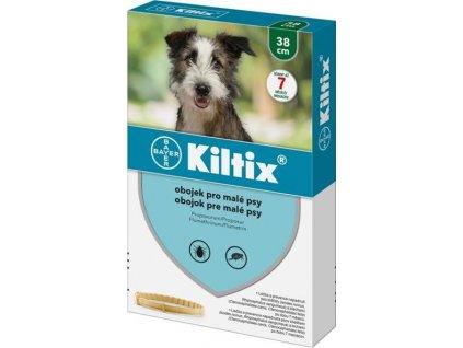 215038 kiltix obojek pro male psy obojek 38cm 1 ks