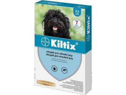 215041 kiltix obojek pro stredni psy obojek 53cm 1 ks