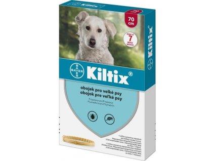 215035 kiltix obojek pro velke psy obojek 70cm 1 ks