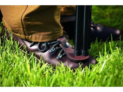Kožená botka pod hlaveň na botu Beretta